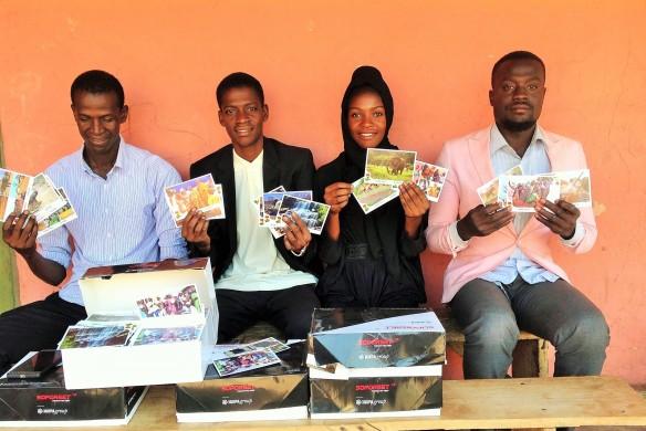 Buy Postcards From Ghana | Prince & Princess Academy